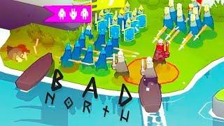 ATTACK of the LEGENDARY PIKEMEN! - Bad North Gameplay