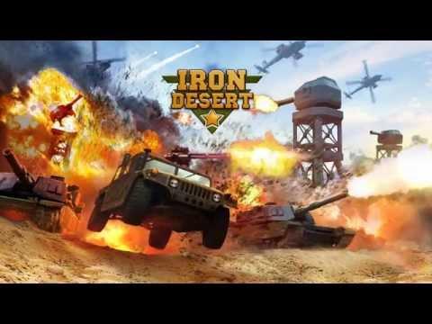 Видео Iron Desert - Fire Storm