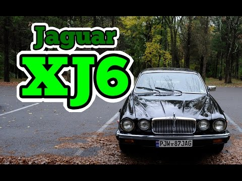 Video of '87 XJ6 - OWZ1