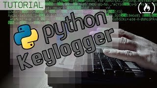 Python Keylogger Tutorial - 1 - Introduction to Project