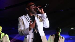 """112 Performing """"It's Over Now"""" Live at the 2014 Essence Music Festival"""