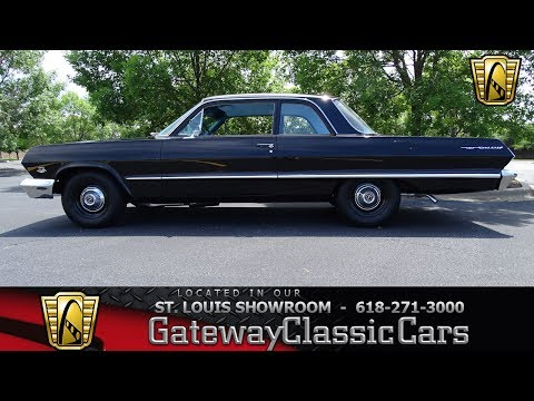 Video of '63 Bel Air - LEDC