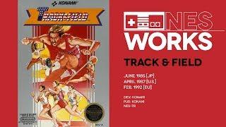 Track & Field | Rush 'N Attack | BurgerTime retrospective: Arcade fire | NES Works #039