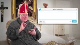 Tweets of the Rich & Famous: Pope Francis #1