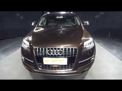 Audi Q7 3,0 V6 TDI 180 Q A Start-S 7p, Maastoauto, Automaatti, Diesel, Neliveto, BUY-700