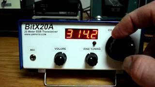 G6LBQ Bitx multiband & DDS VFO - VidInfo