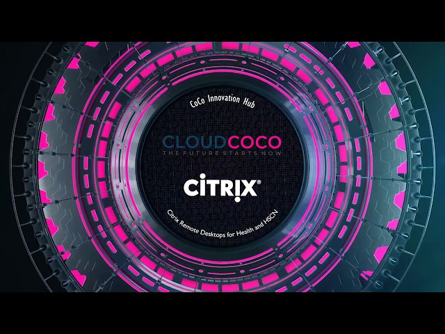 CoCo Innovations - Citrix for healthcare CloudCoCo