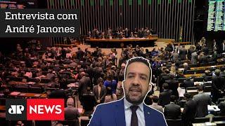 Candidato à Câmara, André Janones defende retomada do auxílio emergencial