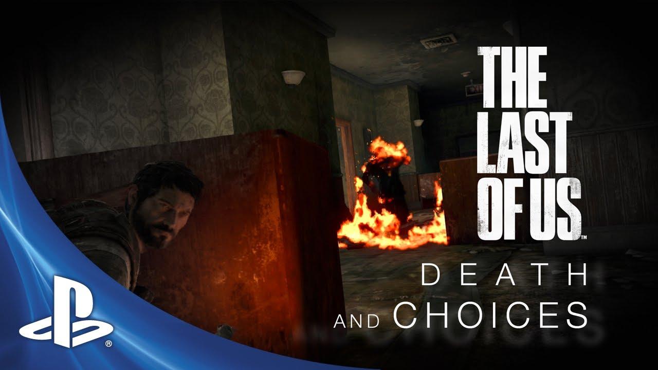Diário de Desenvolvimento de The Last of Us – Episódio 3: Morte e Escolhas