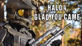 Gambar cover HALO 4 - Glad You Came (The Wanted Parody)