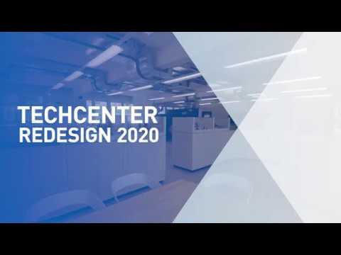 BIG KAISER TechCenter Redesign 2020