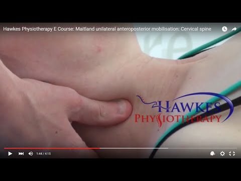 Quanti dipartimenti della colonna vertebrale cervicale nei mammiferi
