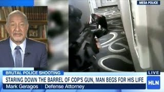 """Attorney For Family Of Unarmed Man """"EXECUTED"""" By Police OUTRAGED COP ACQUITTED OF MANSLAUGHTER!"""