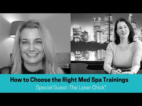 How to Find the Best Med Spa Training Courses   Kristin Groop ...