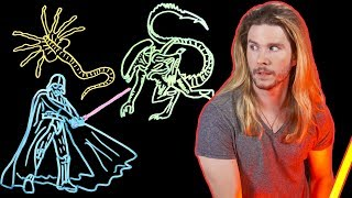 Are Alien Xenomorphs Really No Match for Darth Vader? (Because Science w/ Kyle Hill)