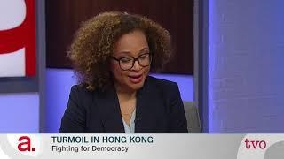 Turmoil in Hong Kong