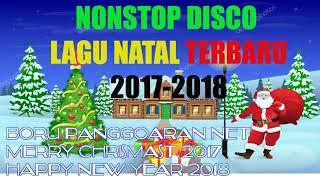 """NONSTOP DISCO """"LAGU NATAL"""" Terbaru"""