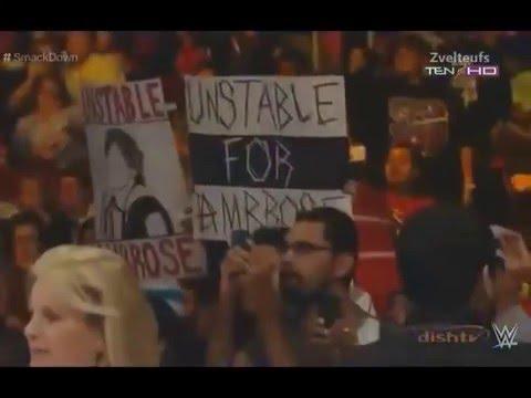 WWE Lunatic Fringe - Dean Ambrose; an HWR Tribute