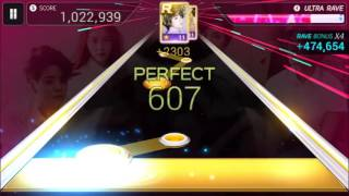 f(x) / Kick [SuperStar SMtown] (full combo)