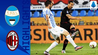 SPAL 2-2 Milan   Two Late Goals See Milan Fight Back to Claim a Point!   Serie A TIM