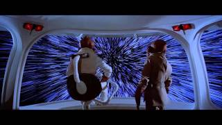 Jump to Hyperspace aka Lightspeed Comparison  Star Wars Return of the Jedi and The Force Awakens