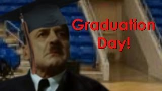 Hitler's Graduation Day!