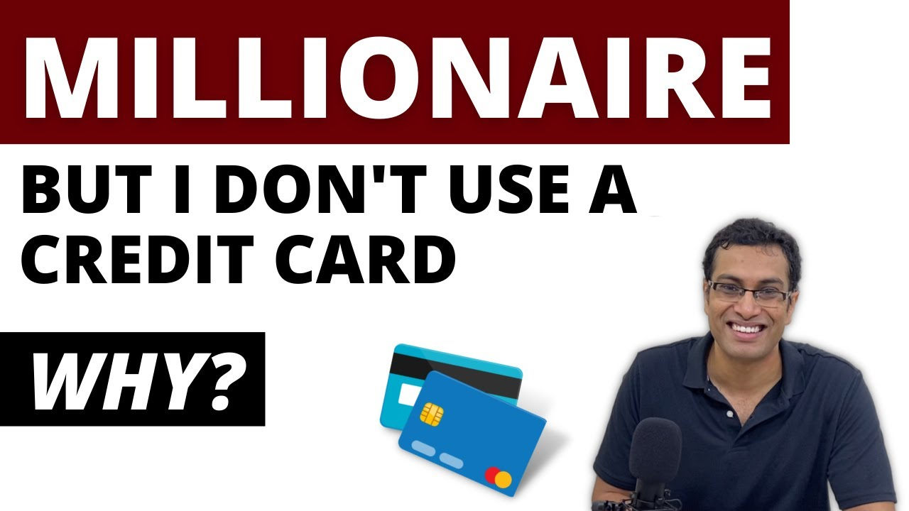 CHARGE CARD and BAD FINANCIAL ROUTINES|Why you should NOT UTILIZE charge card? thumbnail