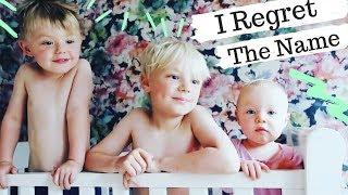 How I Chose Our Baby Names & Got A Job Naming Babies!  SJ STRUM&