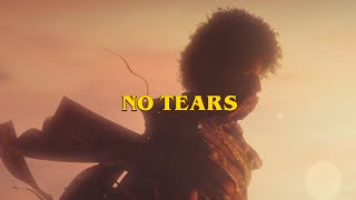 Rilès   NO TEARS (Lyric Video)