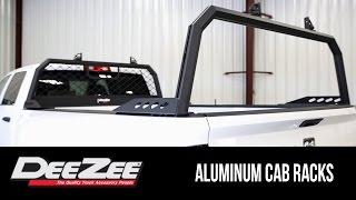 In the Garage™ with Performance Corner™: Dee Zee Aluminum Cab Racks