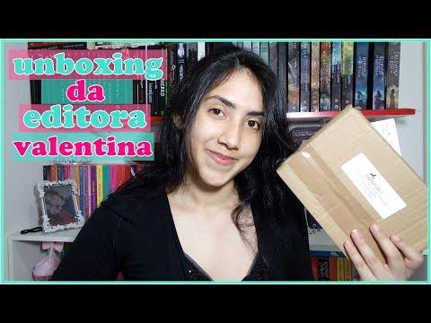UNBOXING | EDITORA VALENTINA | Leticia Ferfer | Livro Livro Meu