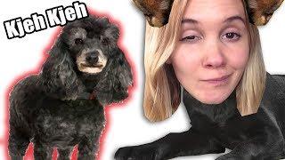 GRANDPA TEKI MINULLE LIKAISEN TEMPUN!! | Pelataan I Become A Dog 2 #4