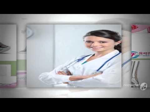 Отвисающая стопа с вальгусной или варусной установкой