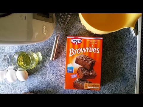 Brownies - Fertigmischung