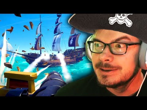 Sea of Thieves : Salty Dogs Sail Again