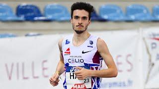 Miramas 2021 : Finale 3000 m M (Hugo Hay en 7'52''42)