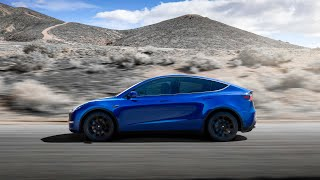 YouTube Video Tb_Wn6K0uVs for Product Tesla Model Y Electric Crossover by Company Tesla in Industry Cars