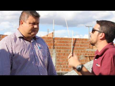 Obras na área da Educação e Saúde marcam início da gestão André Gomes em Boa Vista