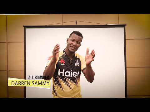 Darren Sammy, Shoaib Malik & Hashim Amla with a message for Zalmi Fans