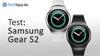 Samsung Gear S2   Test deutsch