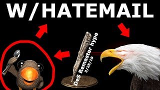 Dark Souls 3 PVP - Anti-American Hatemail [W/hatemail](Duh)