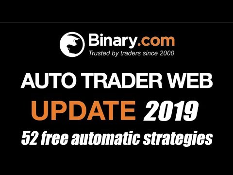 Binary Auto Trader Web 2019 | 52 Free Extrategies To Use