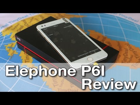 Elephone P6I the Cheap iPhone 6 Wannabe: Review