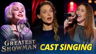 Gambar cover The Greatest Showman Cast Singing (Michelle Williams & Loren Allred)