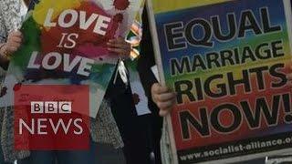 Will Australia vote on gay marriage? BBC News