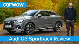 Audi Q3 Sportback SUV 2020 in-depth review | carwow Reviews