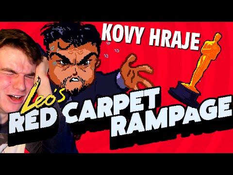Získá Leonardo Oscara?! | Kovy hraje: Leo´s Red Carpet Rampage
