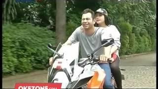 Wihh Raffi, Rafathar Dan Gigi Naik Motor Bareng  - Seleb On News (27/2)