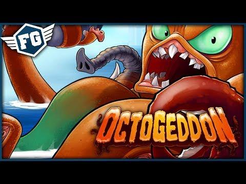 Octogeddon - Úlet Od Tvůrců Plants Vs Zombies
