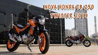 HONDA CB 250 F TWISTER 2019